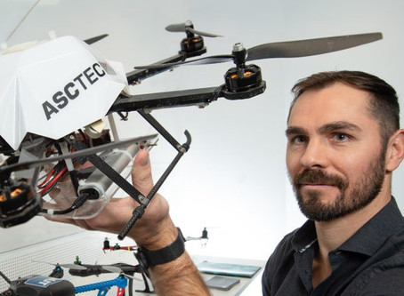 Airservices Australia commissions QUT to develop auto-manage flight system for drones