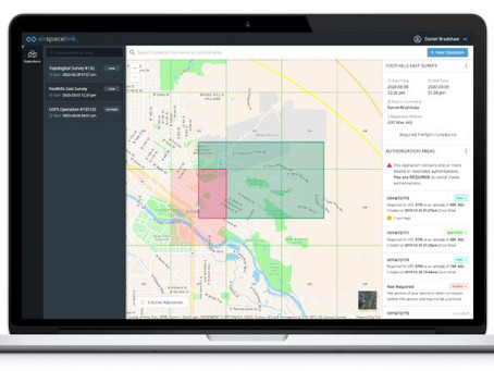 Airspace Link raises USD4 million seed funding to support UAS support services