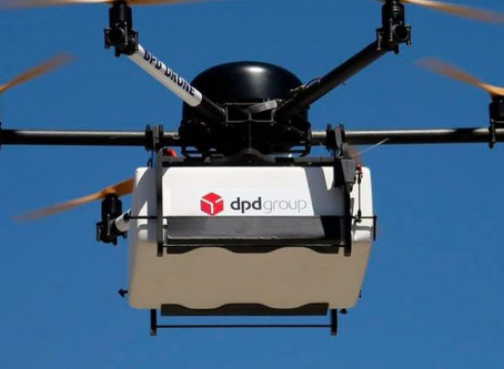 """Beyond the """"line-of sight"""" for delivery drones gets closer as satellite firm develops long-distance"""