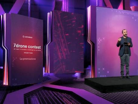 Leonardo begins new phase of drone contest in coming months