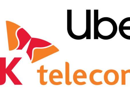 Uber partners SK Telecom to break into challenging South Korea market