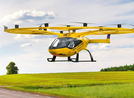 """""""Piloted multicopters can improve emergency medical care"""" – ADAC Luftrettung"""