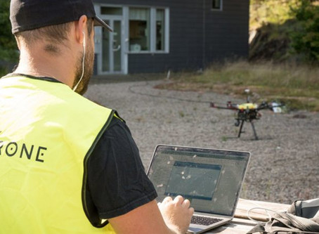 Everdrone gains first patent from European Patent Office