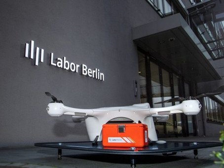 Germany: Matternet commences BVLOS medical drone deliveries at Labor Berlin