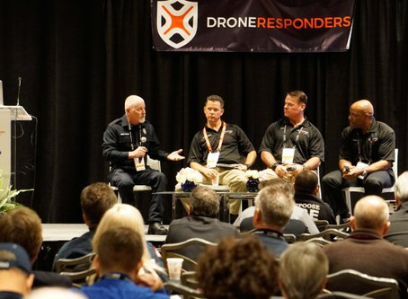 DRONERESPONDERS develops responsible drone use guide for public safety agencies