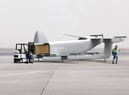 Pipistrel ready to accept orders for Nuuva series of cargo eVTOL aircraft