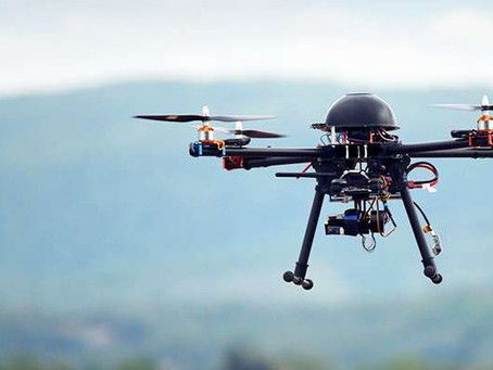 """""""Drone industry to be worth USD92 billion by 2030"""" says leading research group"""