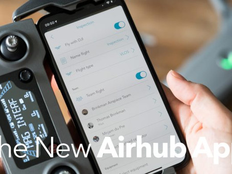 Airhub launches new drone management app