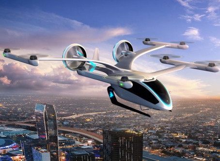 "eVTOL market projected to ""take off between 2025 and 2030"" says recent report"