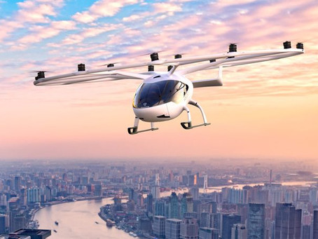 Volocopter focuses on achieving air taxi services in Singapore