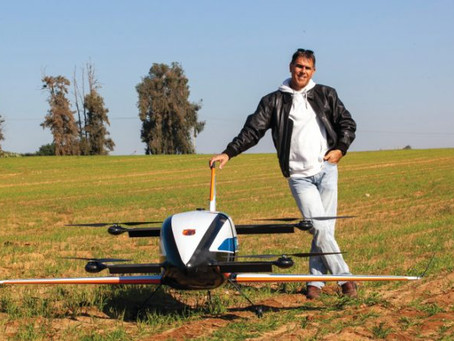 Israeli drone company preparing to deliver Covid-19 vaccine to the country's populace