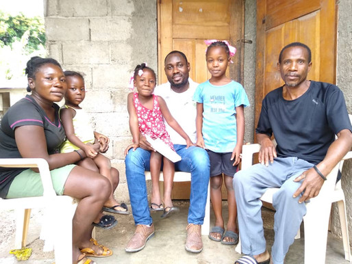 Strong Families, Strong Haiti