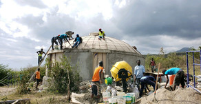 To Build a Dome...You need Teamwork!