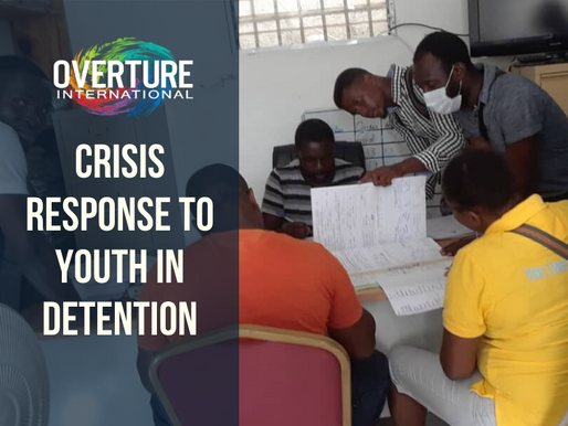 Crisis Response to Youth in Detention