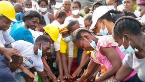 Praying for Haiti