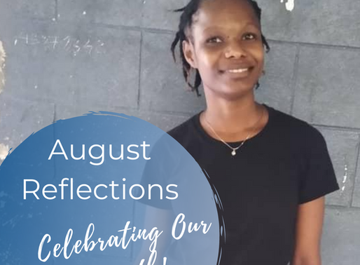 August Reflections