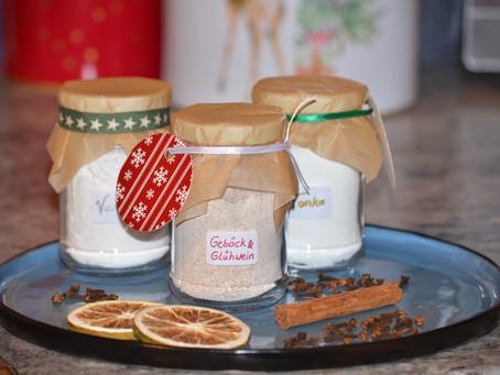 Aromaküche im Advent   Aromatisierter Zucker
