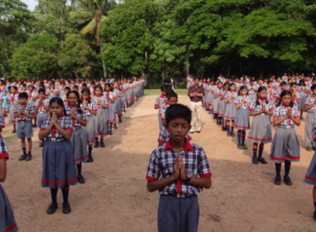 DAILY PRAYERS IN SCHOOL?
