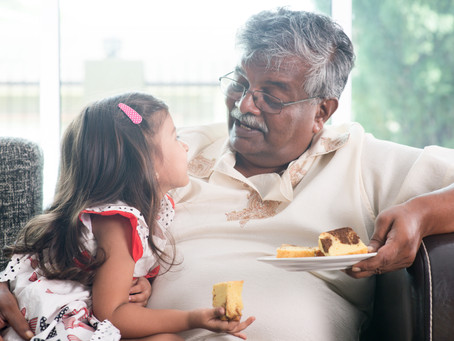 7 THINGS YOU ARE BOUND TO HEAR FROM GUJJU GRANDPARENTS