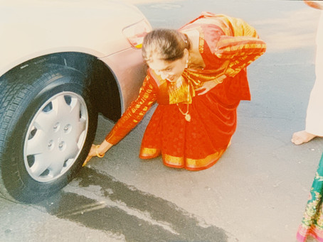 Car Pooja - What, Why and How to bless and protect your vehicle?