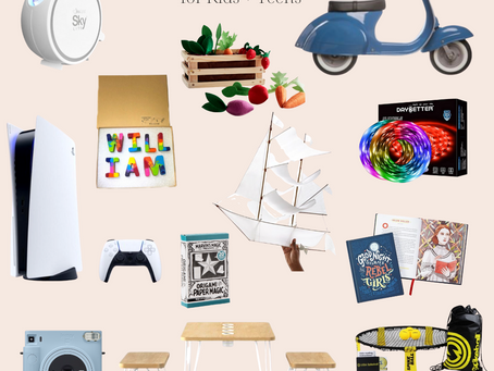 Gift Guide: for Kids and Teens