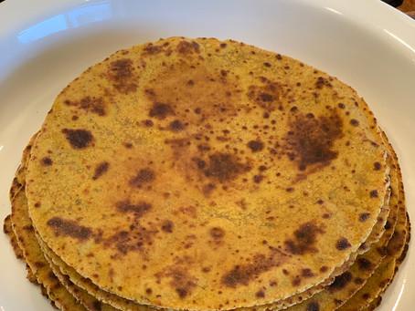 Gluten Free Tikhi Bhaakhari