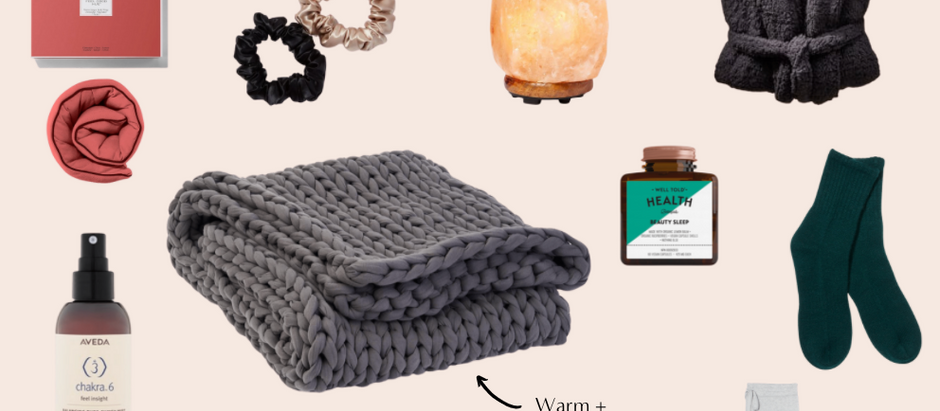 Gift Guide: for Someone Who Needs To Unwind