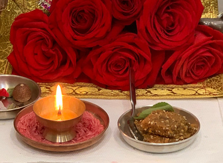 THE IMPORTANCE OF WHAT IS IN YOUR DIYA LAMPS.
