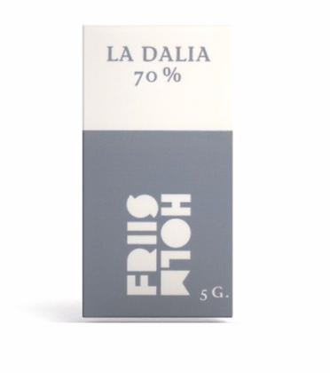 10 x La Dalia 70% 5 g