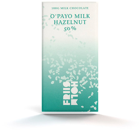 O'Payo Hazelnut 50% 100 g