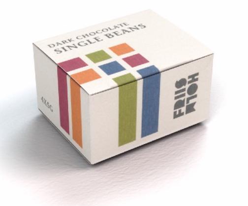 Cube Single Beans 4 x 5 g