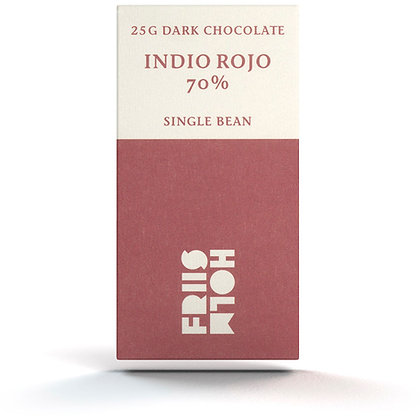 Indio Rojo 70% 25 g