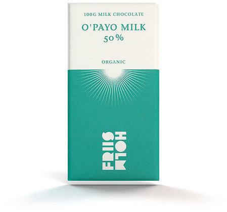 O'payo Milk 50% 100 g