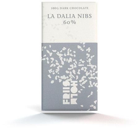La Dalia Nibs 60% 100 g