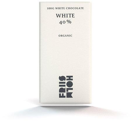 White 40% 100 g