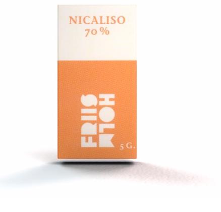10 x Nicaliso 70% 5 g