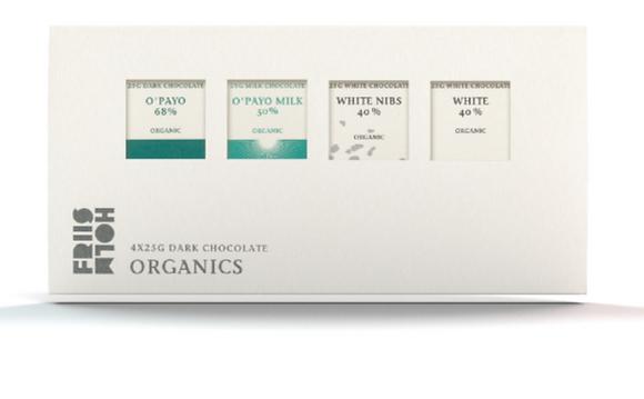 Organics 4 x 25 g