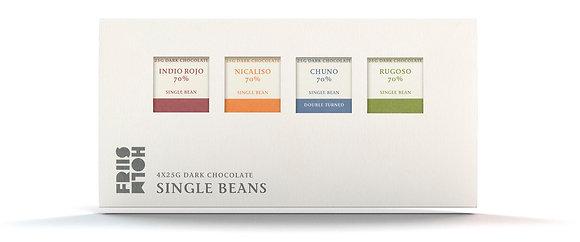 Single Beans 4 x 25 g