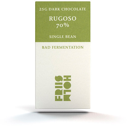 Rugoso Bad Fermentation 70% 25g