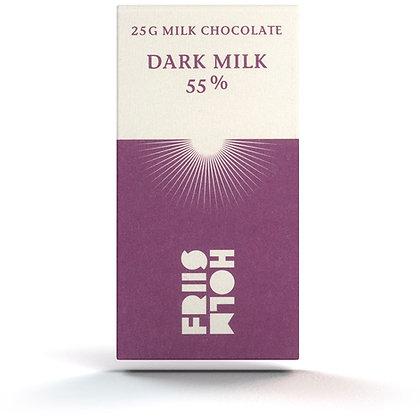 Dark Milk 55% 25 g