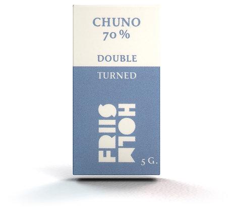 10 x Chuno Double Turned 70% 5 g