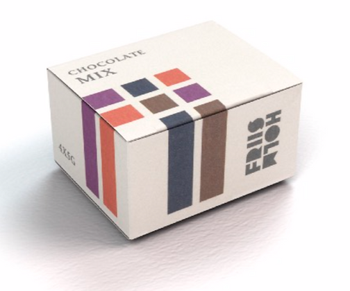 Cube Mix 4 x 5 g