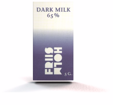10 x Dark Milk 65% 5 g