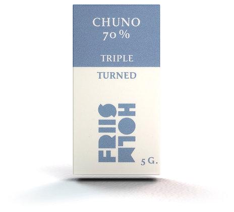 10 x Chuno Triple Turned 70% 5 g