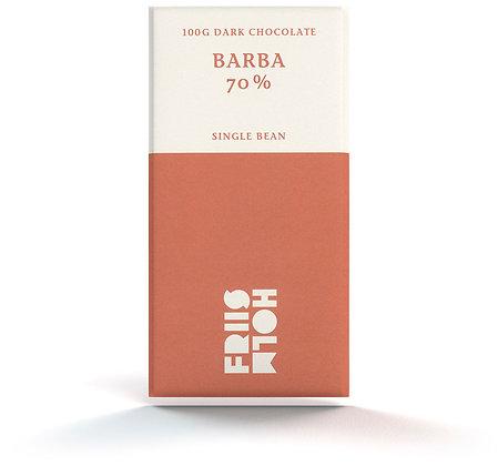 Barba 70% 100 g