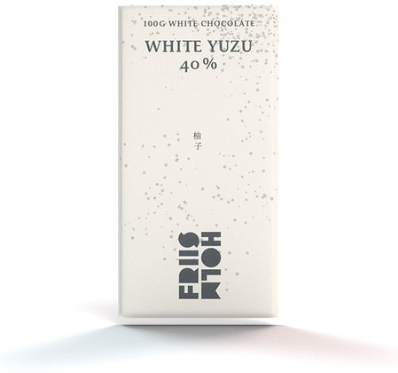 White Yuzu 40% 100g