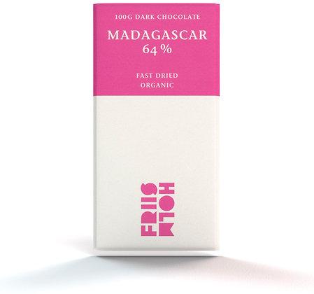 Madagascar Fast Dried 64% 100g