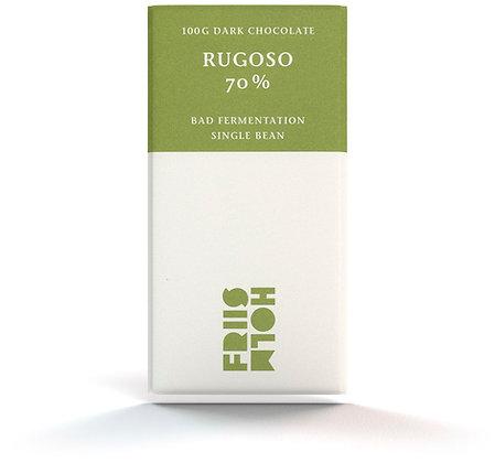 Rugoso Bad Fermentation 70% 100g