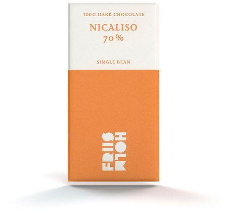 Nicaliso 70% 100g