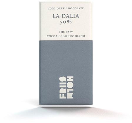 La Dalia 70% 100 g